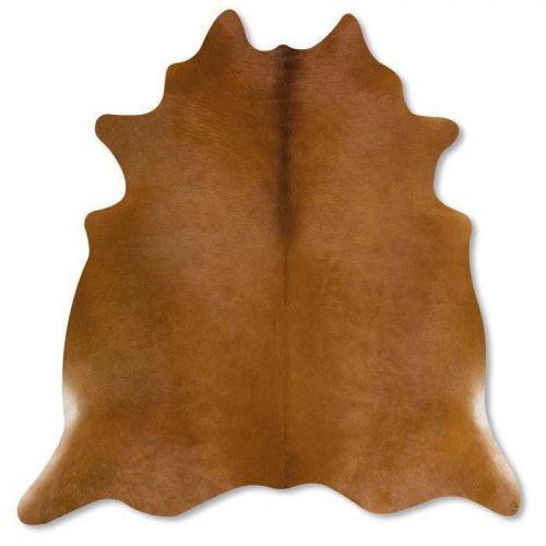 Pele em formato natural - Caramelo