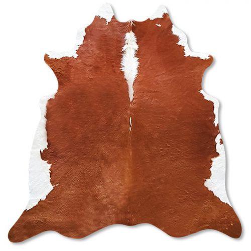 Pele em formato natural - Hereford