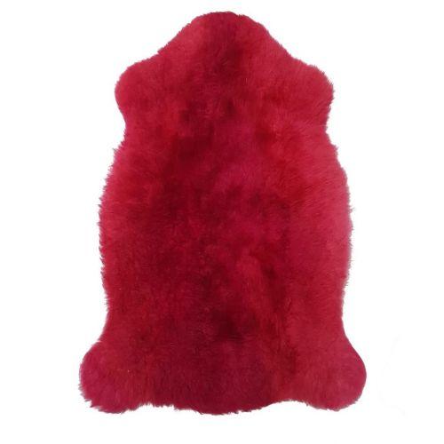 Pelego de Ovelha Vermelho
