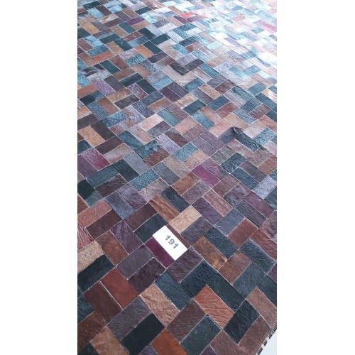 Tapete de Couro Recorte 5 X 10 cm