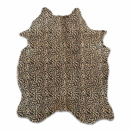 Pele em formato natural - Serigrafia Jaguar